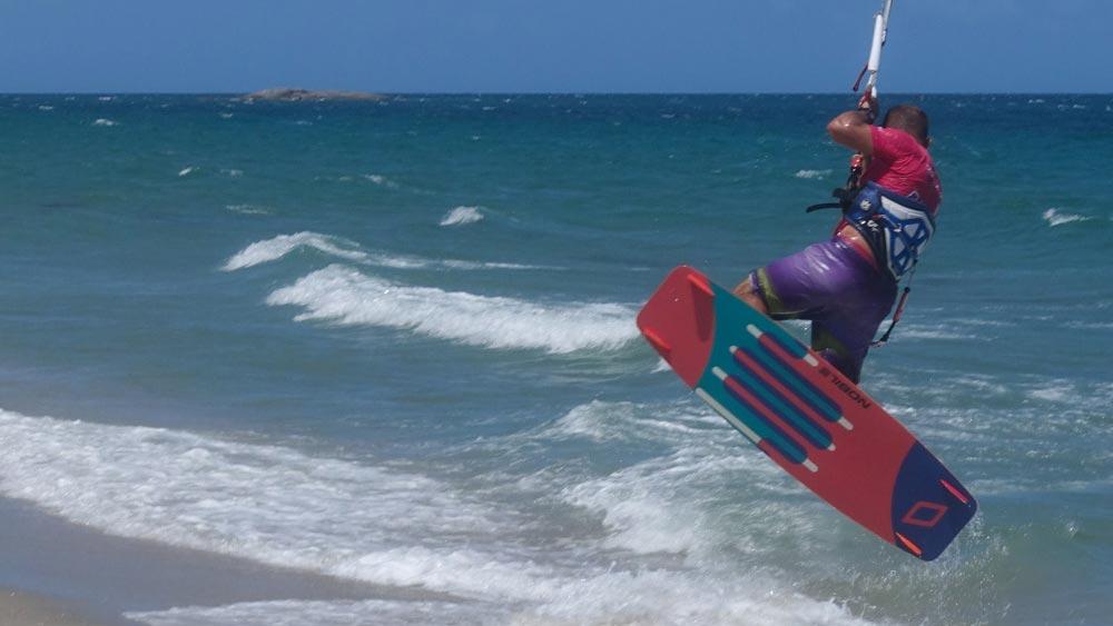KiteSurf : lagoinha