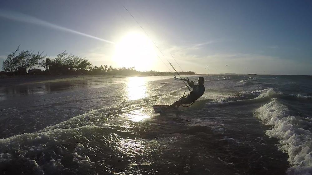 KiteSurf : preà brésil
