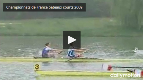 CHAMPIONNAT DE FRANCE BATEAUX COURTS 2009