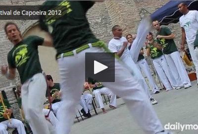 FESTIVAL DE CAPOERA GRENOBLE 2012