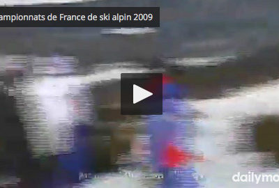 CHAMPIONNAT DE FRANCE DE SKI ALPIN 2009