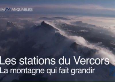 STATIONS DU VERCORS