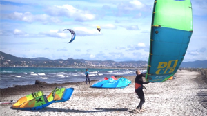 Kite Surf Giens Juin 2016