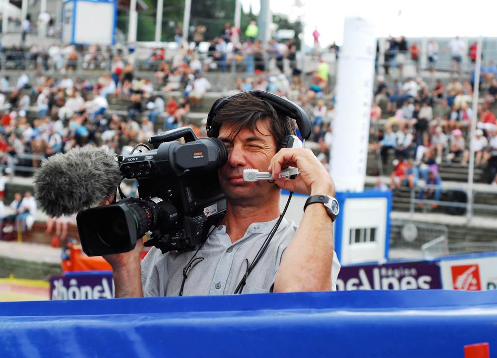cameraman grenoble