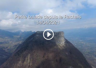 Balade au Rachais – 14/04/2021