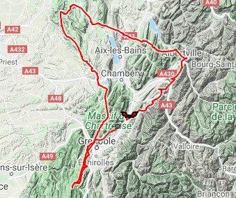 Maxime pinot – Triangle 288 km