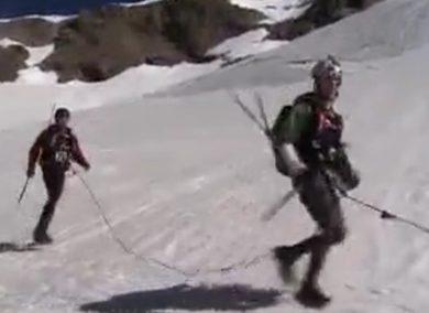 Saab Salomon Mountain X Race