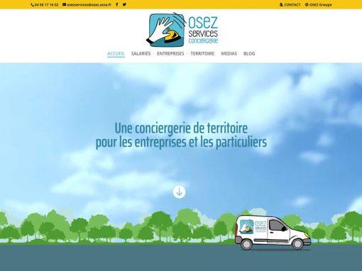 OSEZ SERVICES WEB