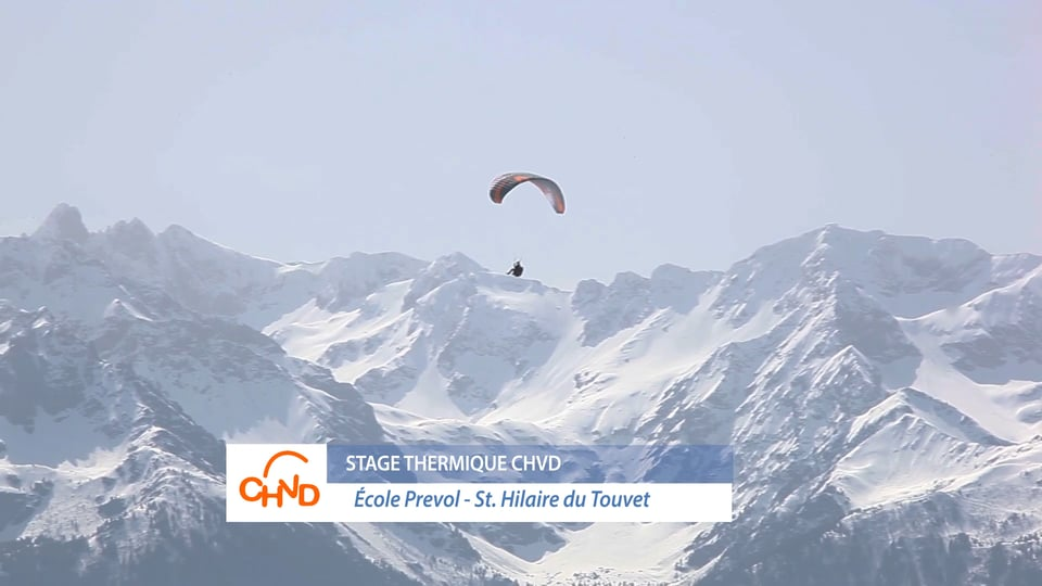 Stage CHVD thermique