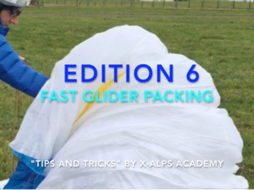 FAST GLIDER PACKING