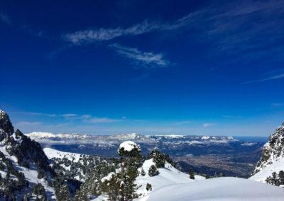 Ski de rando – Grand Heulier – 5 Avril 2019