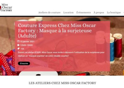 Miss Oscar Factory